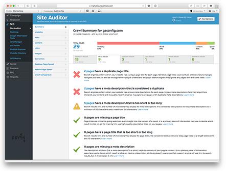 Optimizacija spletnih strani s SEO orodji 9