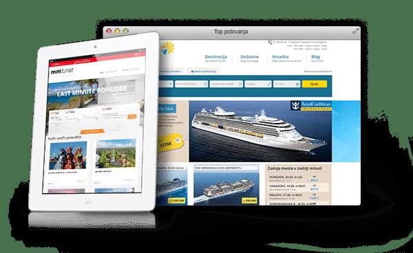 Izdelava optimizirane spletne strani za turizem 1