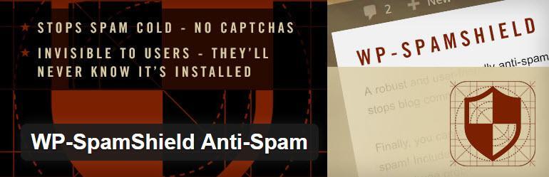 Wordpress zaščita pred Spam-om 4