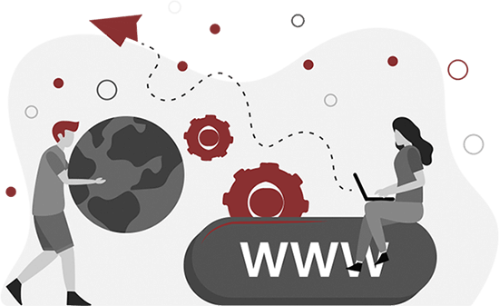 Gostovanje za spletno stran
