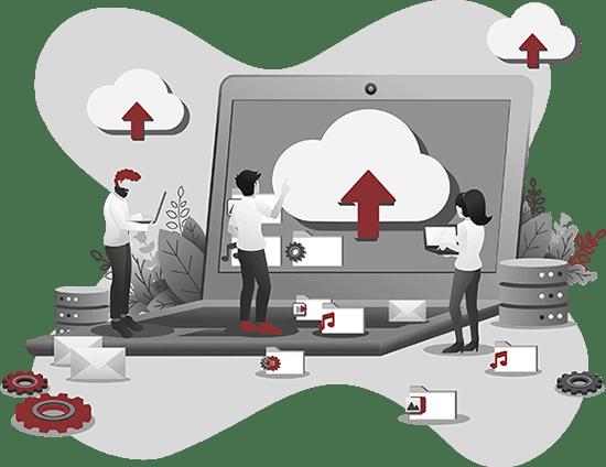 Zakup strežnika za spletno stran ali trgovino
