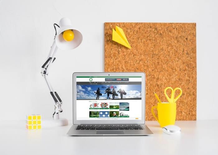 Spletni portal Golf zveze Slovenije
