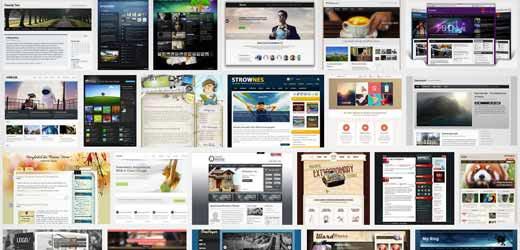 Izdelava spletne strani z Wordpress 6