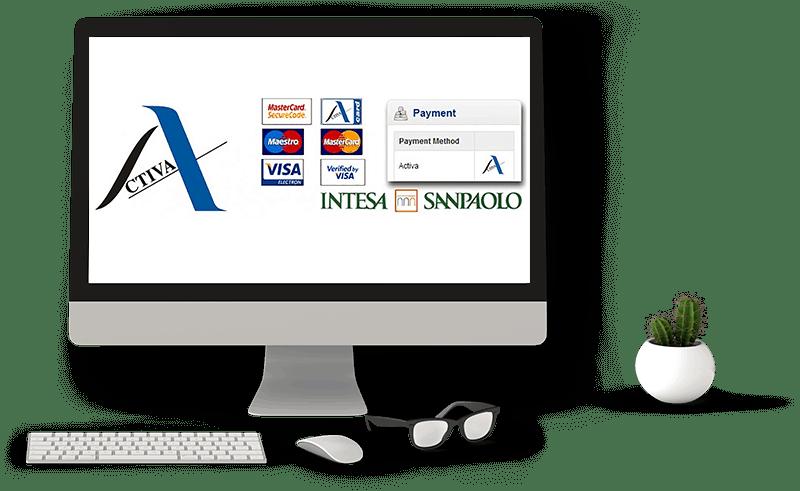 Nestpay - Activa in MasterCard plačila