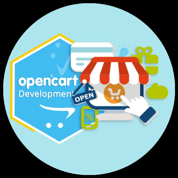 Razvoj rešitev za OpenCart