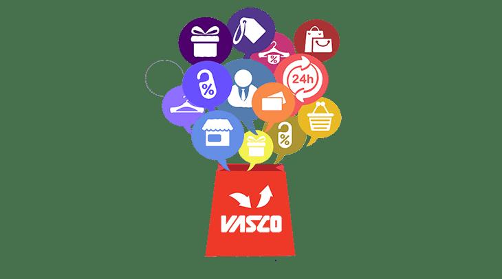 Izdelava spletne trgovine - Vasco