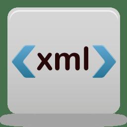 XML ikona